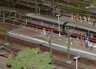 VT 10. 5 im Bahnhofskopf